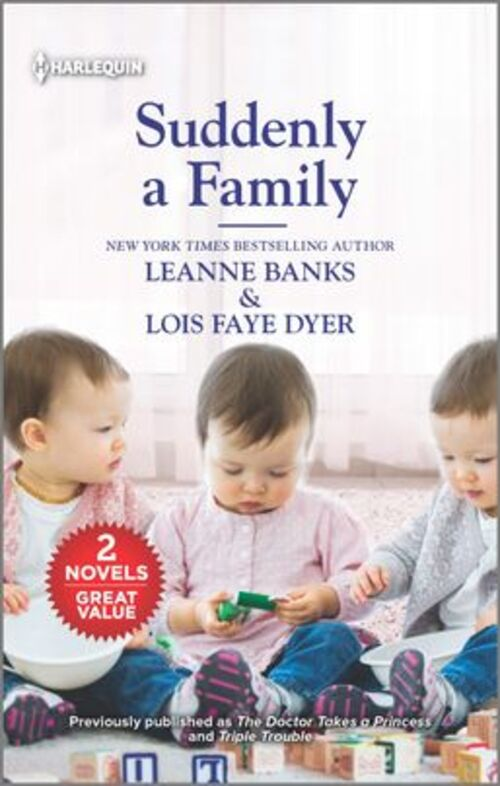Suddenly a Family by Leanne Banks