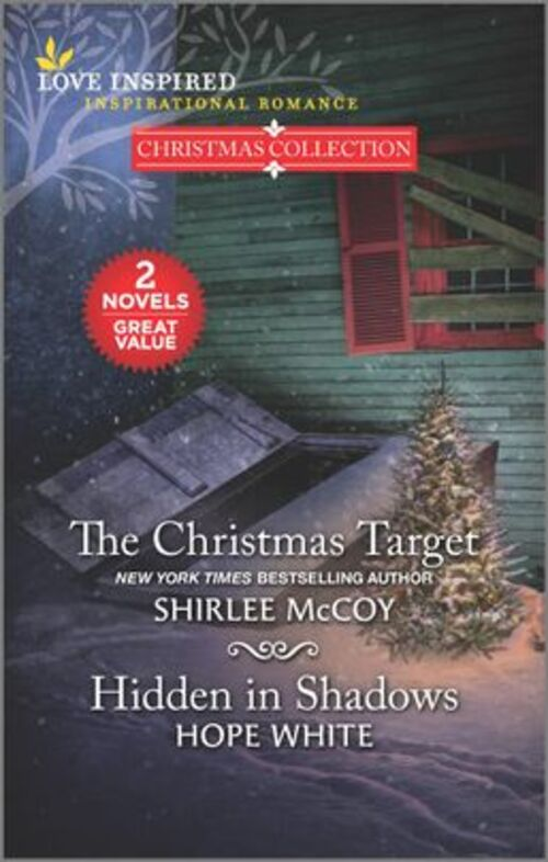 The Christmas Target and Hidden in Shadows by Shirlee McCoy