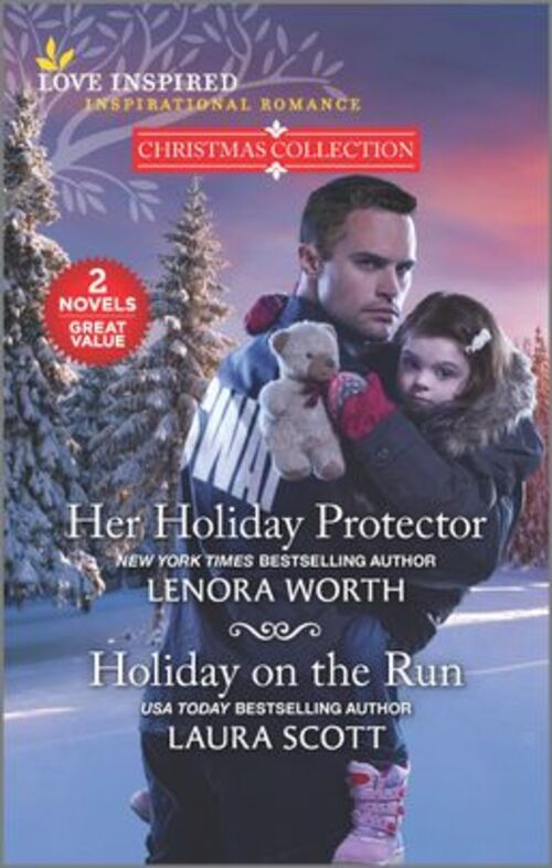 Her Holiday Protector and Holiday on the Run by Lenora Worth