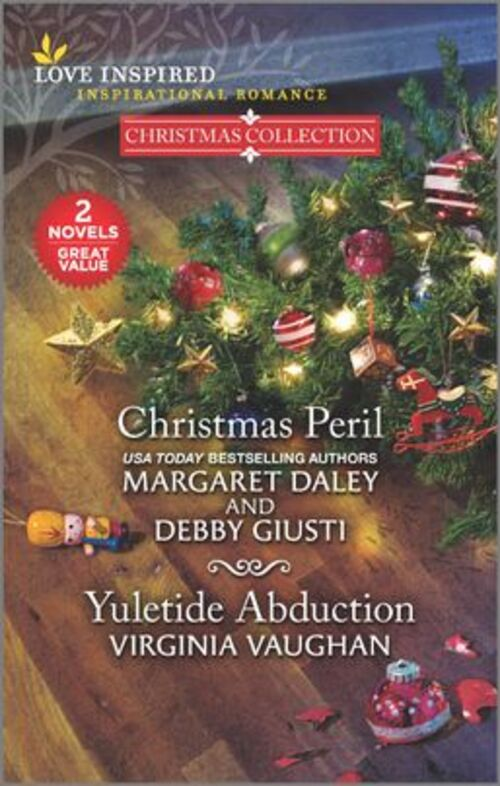 Christmas Peril and Yuletide Abduction by Margaret Daley