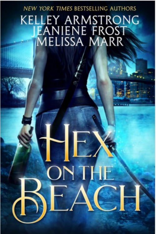 Hex on the Beach by Kelley Armstrong