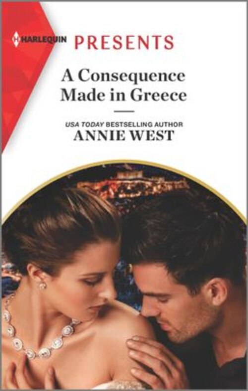 A Consequence Made in Greece by Annie West