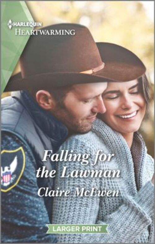 Falling for the Lawman by Claire McEwen