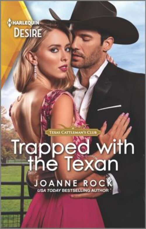 Trapped with the Texan by Joanne Rock