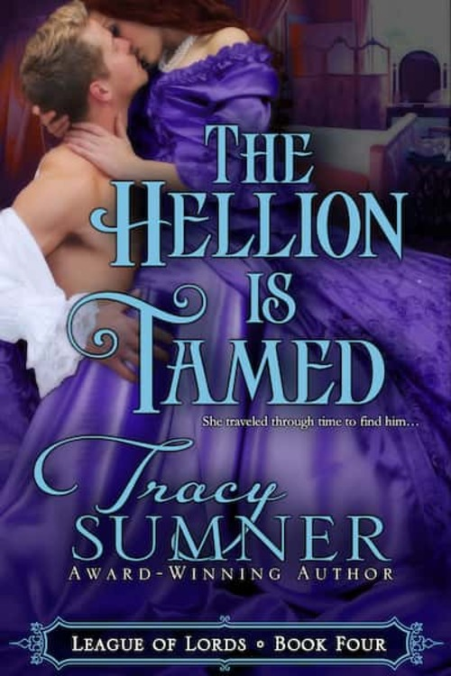 The Hellion is Tamed by Tracy Sumner