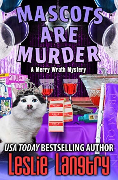 Mascots Are Murder by Jennifer Fischetto