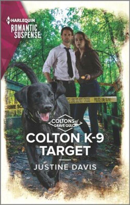 Colton K-9 Target by Justine Davis