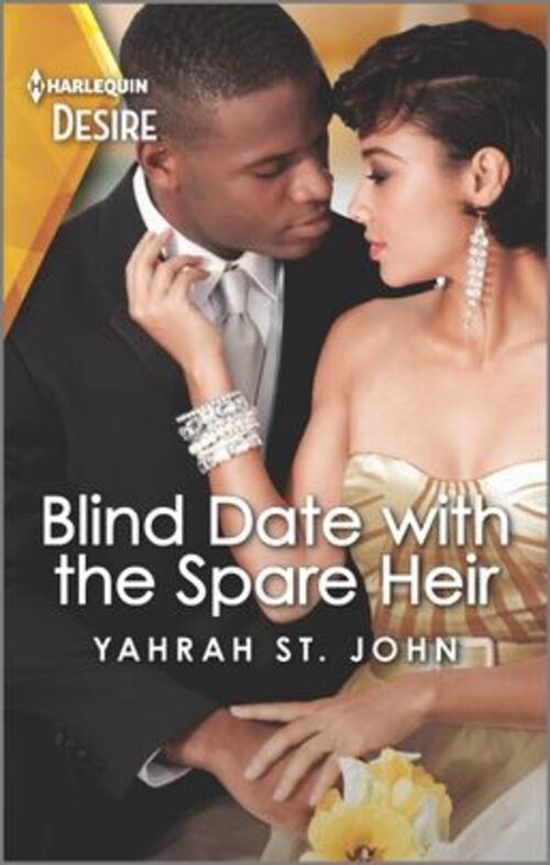 Blind Date with the Spare Heir by Yahrah St. John