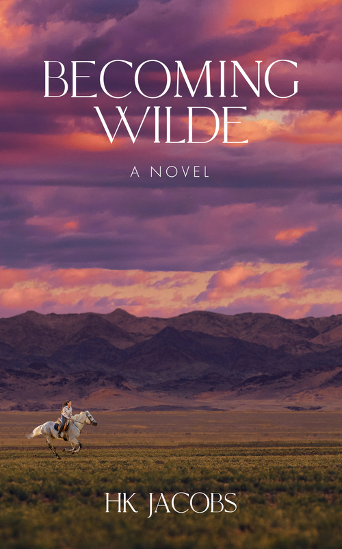 Becoming Wilde by HK Jacobs