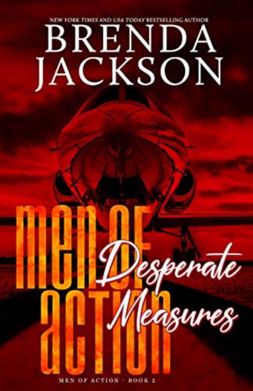 Desperate Measures by Brenda Jackson