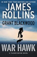 SPECIAL GIVEAWAY from Grant Blackwood: Win WAR HAWK
