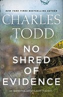 BOOK GIVEAWAY: FREE copy of NO SHRED OF EVIDENCE by Charles Todd