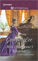 The Miss Marianne's Disgrace Release Contest from Georgie Lee