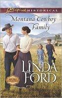 Montana Cowboy Family