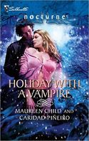 HOLIDAY WITH A VAMPIRE