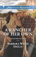 GUEST POST GIVEAWAY! Barbara White Daille - A RANCHER OF HER OWN