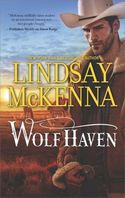 Lindsay McKenna is giving away a preview copy of WOLF HAVEN