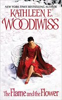 BOOK GIVEAWAY: FREE copy of THE FLAME AND THE FLOWER by Kathleen E. Woodiwiss