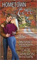 Sweetheart deal for you - BOOK GIVEAWAY: FREE copy of HOMETOWN HERO by Cate Cameron