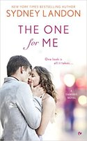 A Love Treat, it's a BOOK GIVEAWAY: FREE copy of THE ONE FOR ME by Sydney Landon