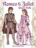 Romeo & Juliet Paper Dolls