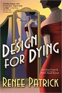 BOOK GIVEAWAY: DESIGN FOR DYING by Renee Patrick