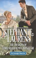 BOOK GIVEAWAY: FREE copy of THE DESIGNS OF LORD RANDOLPH CAVANAUGH by Stephanie Laurens
