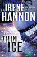 GUEST POST GIVEAWAY! Irene Hannon � THIN ICE