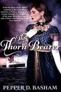 GUEST POST GIVEAWAY! Pepper Basham - THE THORN BEARER