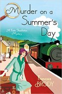 BOOK GIVEAWAY: FREE copy of MURDER ON A SUMMER'S DAY by Frances Brody