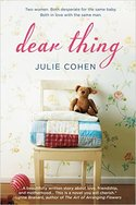 BOOK GIVEAWAY: FREE copy of DEAR THING by Julie Cohen