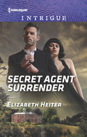 Go Undercover with a DEA Agent and WIN a Romantic Suspense Novel from Elizabeth Heiter!