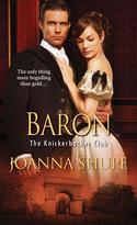 Win an Advanced Copy of BARON with a Contest from Joanna Shupe