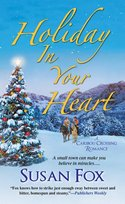 GUEST GIVEAWAY! Susan Fox � HOLIDAY IN YOUR HEART
