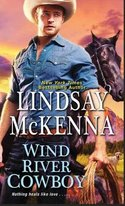It's an Unexpected Reunion from Lindsay McKenna!  She's Giving Away a Free Western Romance!