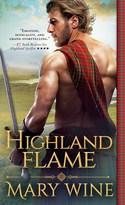 GUEST POST GIVEAWAY! Mary Wine � HIGHLAND FLAME