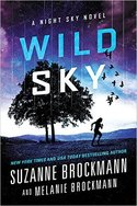 GUEST POST GIVEAWAY! Suzanne and Melanie Brockmann - WILD SKY