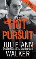 GUEST POST GIVEAWAY! Julie Ann Walker – HOT PURSUIT