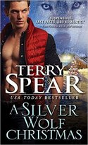 GUEST POST GIVEAWAY! Terry Spear - A SILVER WOLF CHRISTMAS