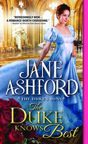 GUEST POST GIVEAWAY! Jane Ashford � THE DUKE KNOWS BEST