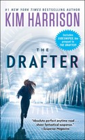 THE DRAFTER by Kim Harrison: BOOK GIVEAWAY