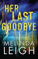 WIN a Signed Suspense Novel from Melinda Leigh!