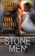 Kathy Lyons' May Prize is an E-Copy of Her Paranormal Romance, THE STONE MEN