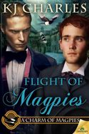 Flight of Magpies