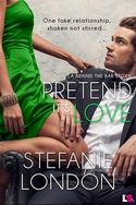 Stefanie London Gives Away a Contemporary Romance in July!