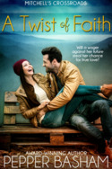GUEST POST GIVEAWAY! Pepper Basham � A TWIST OF FAITH