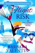 Fall for Flight Risk with a Contest from Barbara Valentin