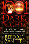 Ring in 2018 with a BLAZE and Win a Paranormal Romance from Rebecca Zanetti