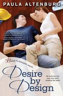 BLOG CONTEST! Paula Altenburg - DESIRE BY DESIGN