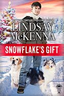 Lindsay McKenna's February Prize is a Tender Human-Canine Story